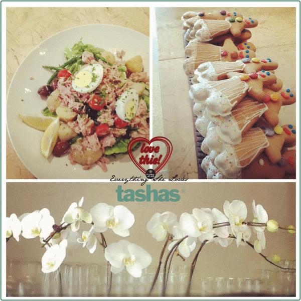 Everything She Loves - tashas Food - neofundi