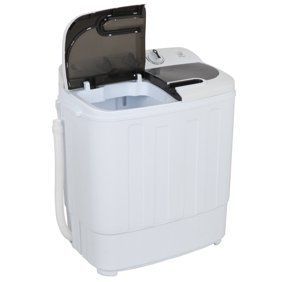 Best Choice Products 12 Lbs Portable Washer Dryer Combo Walmart Com Portable Washing Machine Compact Washing Machine Portable Washer And Dryer