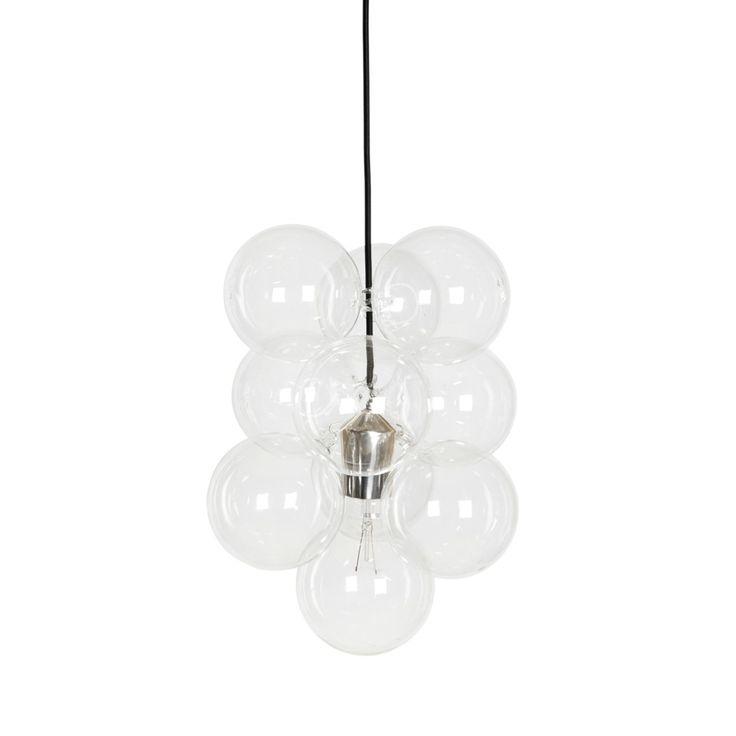 Lampa wisząca DIY