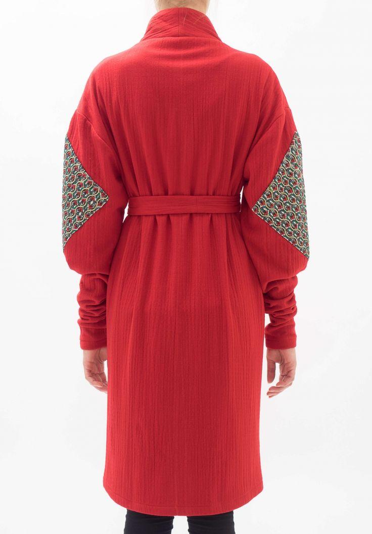 Coat Regina Maria G - Adrian Oianu Online Boutique
