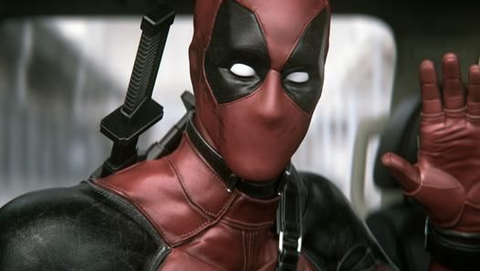 Deadpool Test Footage