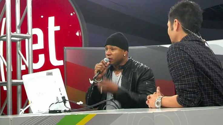 LL Cool J at 2013 CES