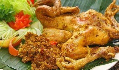 Ayam Betutu Resep Masakan Masakan Ayam