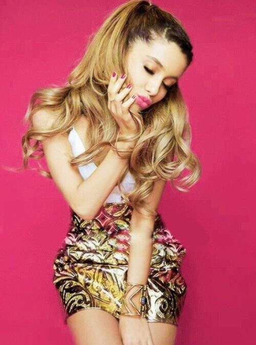 Ari you are my everything Yours Truly the arianators