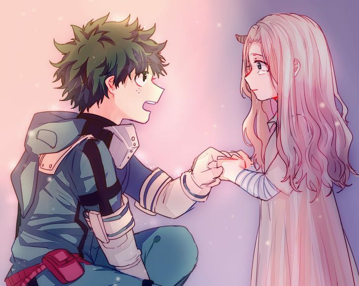 Only Male With A Quirk?! (Izuku X Harem) in 2020 | My hero ...