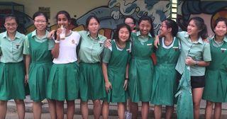 SSU Singapore School Uniforms: TKGS Tanjong Katong Girls School