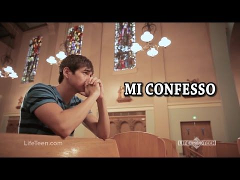 Mi confesso - I confess - YouTube