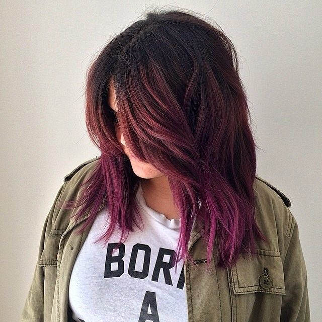 Totally thinking of sporting hair like these in winters!