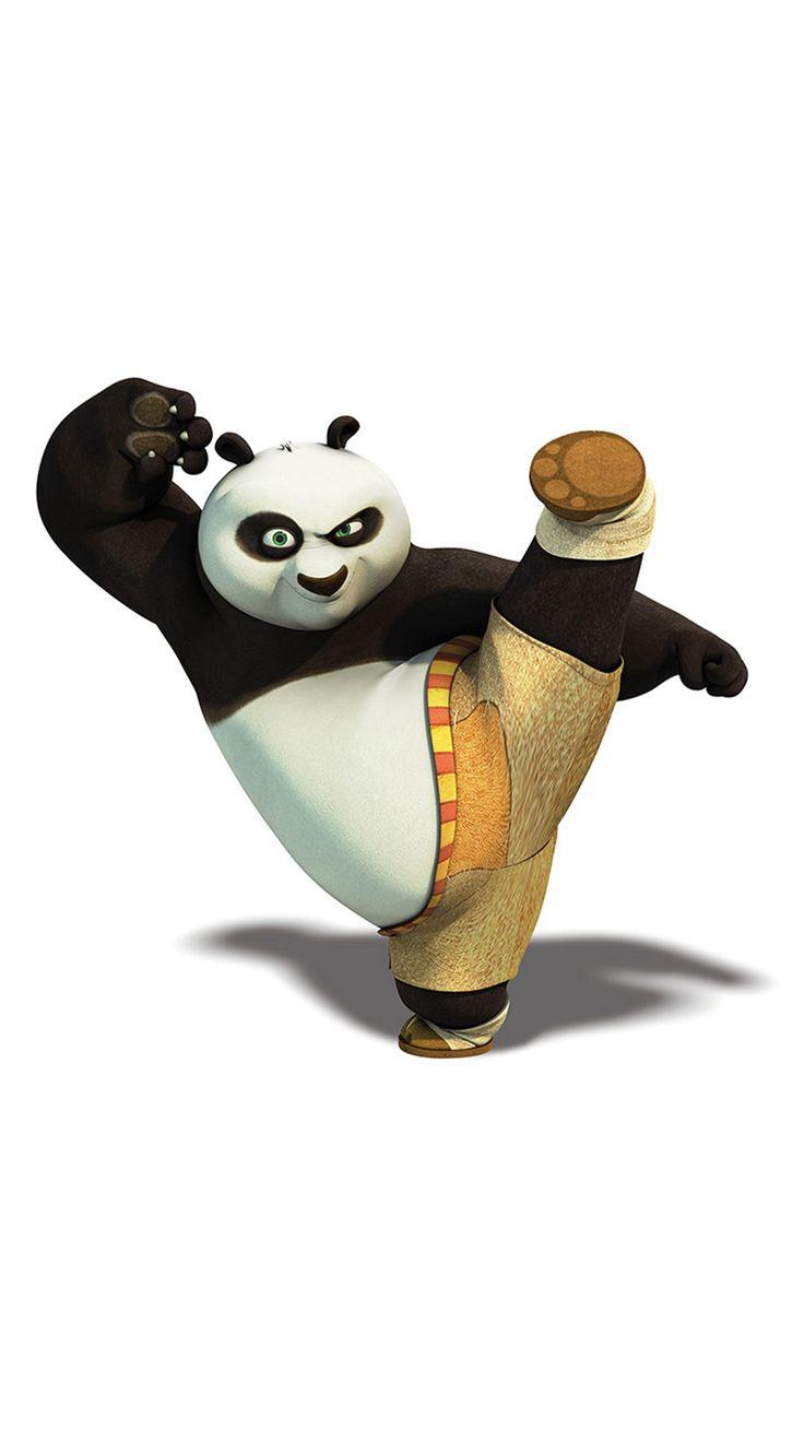 Kungfu Panda Dreamworks Animal Kick Cute Anime #iPhone #7 #wallpaper