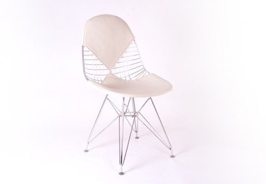Cream Reims chair - WARINGS Store