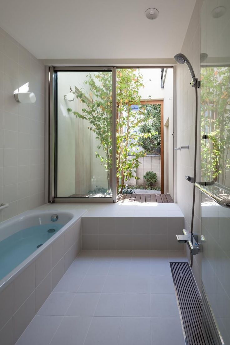 バス/トイレ事例:浴室(朝庭の住まい)