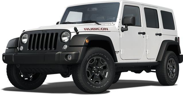 jeep® wrangler rubicon x