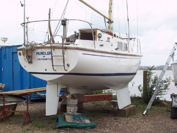 1975 Westerly Centaur 26ft Sail Boat For Sale - www.yachtworld.com
