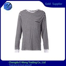 Men's Trendy Plain Long Sleeves Striped T shirt with  best seller follow this link http://shopingayo.space