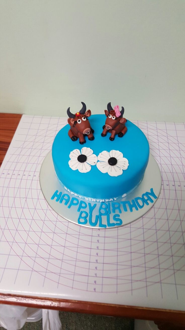 A mother and daughter cake....taurus
