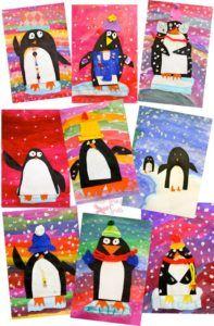 penguen-sanat