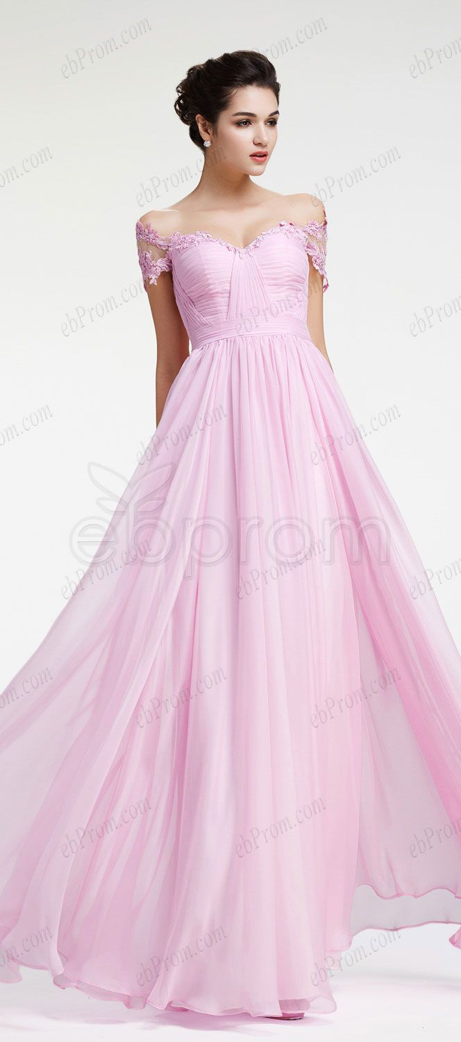 Light pink bridesmaid dresses off the shoulder maid of honor dresses bridesmaid gowns