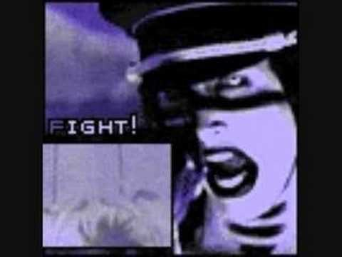 Marilyn Manson-The Fight Song (Uncensored)