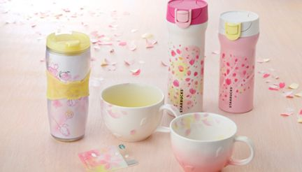 Starbucks Sakura 2015: Japan (Preview)