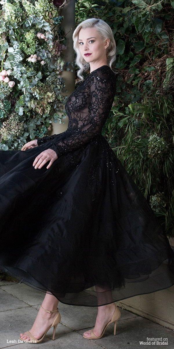 Leah Da Gloria 2016 Wedding Dresses