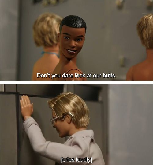 """<b>Web series """"The Most Popular Girls In School"""" melds Barbies with characters that could exist in <i>Mean Girls</i> and <i>Bring It On</i> and if you haven't yet watched it, <a href=""""https://go.redirectingat.com?id=74679X1524629&sref=https%3A%2F%2Fwww.buzzfeed.com%2Fwhitneyjefferson%2Fthe-best-the-most-popular-girls-in-school&url=https%3A%2F%2Fwww.youtube.com%2Fwatch%3Fv%3D-STtD96doeo%26list%3DPL1B5D75CAD152D256%26index%3D1&xcust=1981625%7CBFLITE&xs=1"""" target=""""_blank"""">do so now.</a> And the"""