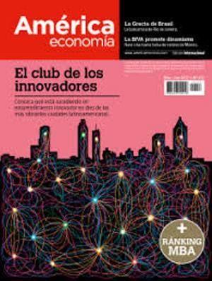 América Economía, N°119 mayo - junio 2017.