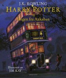 Harry Potter og fangen fra Azkaban av J.K. Rowling (Innbundet)