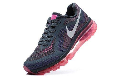 2014 cheap 621078-005 gray white purple pink women running shoes