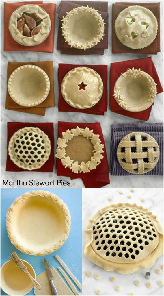 """Everything You Need to Know about Pie Crust, From """"Sticky"""" to """"Pretty"""""""