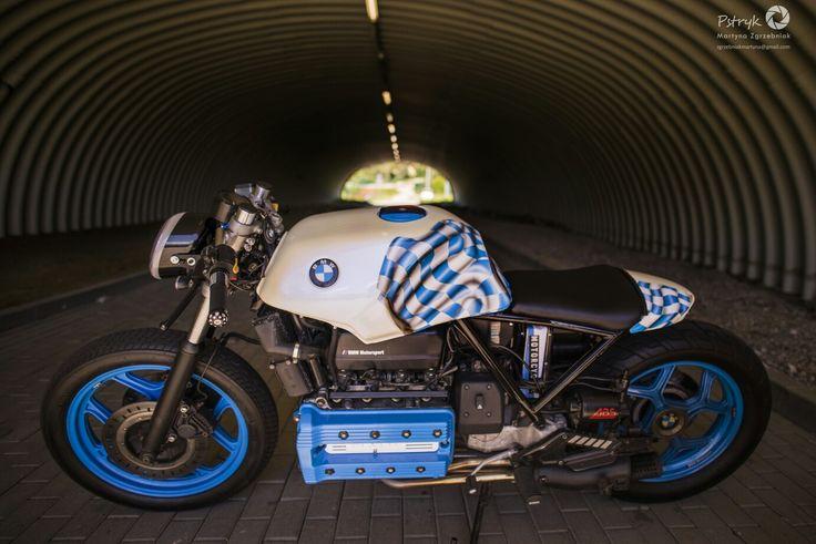 BMW K 100 CAFE RACER