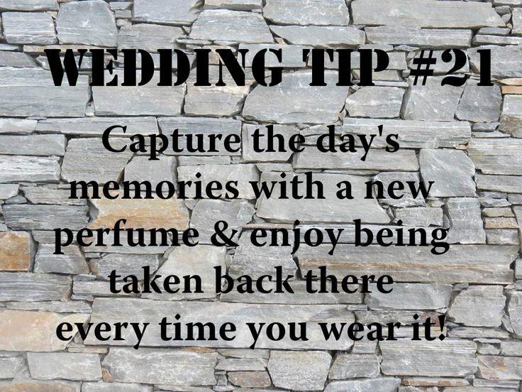 Wedding Tip #21