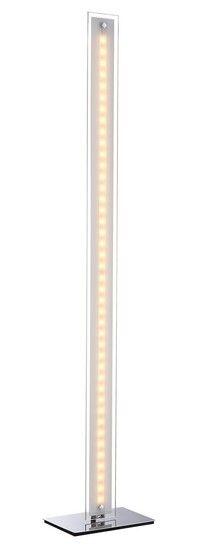 Stojací lampa LED WOFI WO 3366.01.64.0000 (APART) | Uni-Svitidla.cz Moderní #stojací #lampa s paticí LED pro světelný zdroj #modern #floorlamp #lamp #lamps #stojacilampy #lampy #shades #design #professional