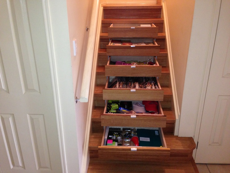 1000 images about understairs storage on pinterest for Under stairs drawers plans