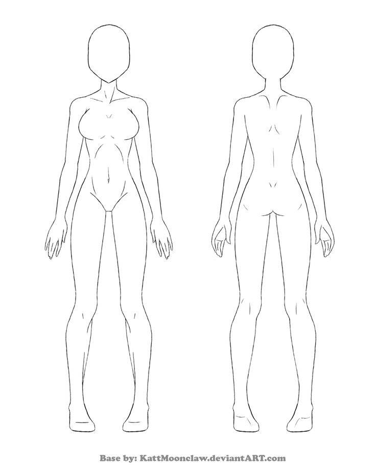 10 best human outlines images on Pinterest Human body, Human