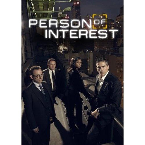 Person of Interest:  James Caviezel, Michael Emerson, Taraji P. Henson, Kevin Chapman