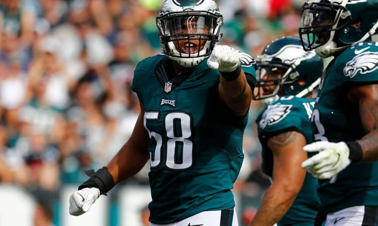 Eagles LB Jordan Hicks ready for stardom = The most talented player? Probably not. An All Star? Not yet. Is he headed for Canton? Who knows. Philadelphia Eagles middle linebacker Jordan Hicks isn't often mentioned among the team's most important and most valuable players, but.....