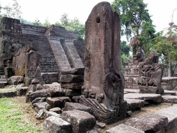 Candi Sukuh Temple - Solo - Indonesia