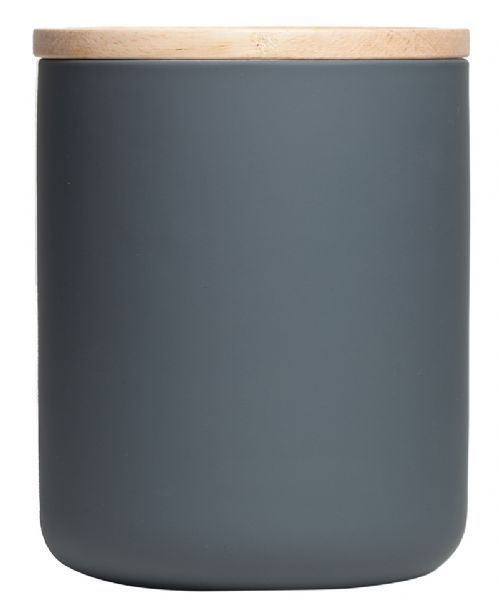 All That I Need - General Eclectic Large Canister - Matte Grey, $35.00 (http://www.allthatineed.com.au/products/general-eclectic-large-canister-matte-grey.html)