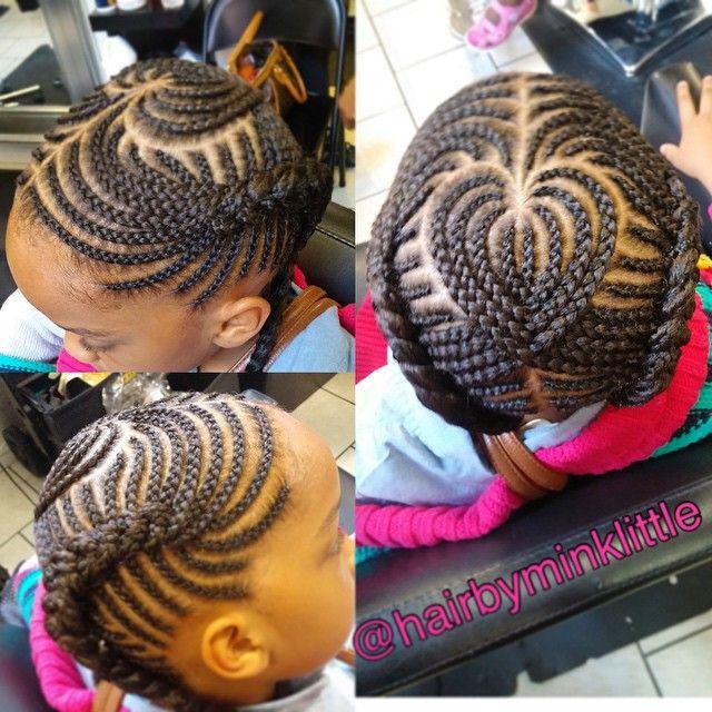 ShareIG Kids love hearts 3135706370 braids hairbyminklittle kids beads braids