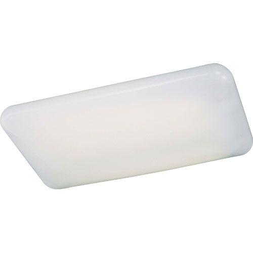 White Cloud Short Wide Fluorescent Kitchen Light