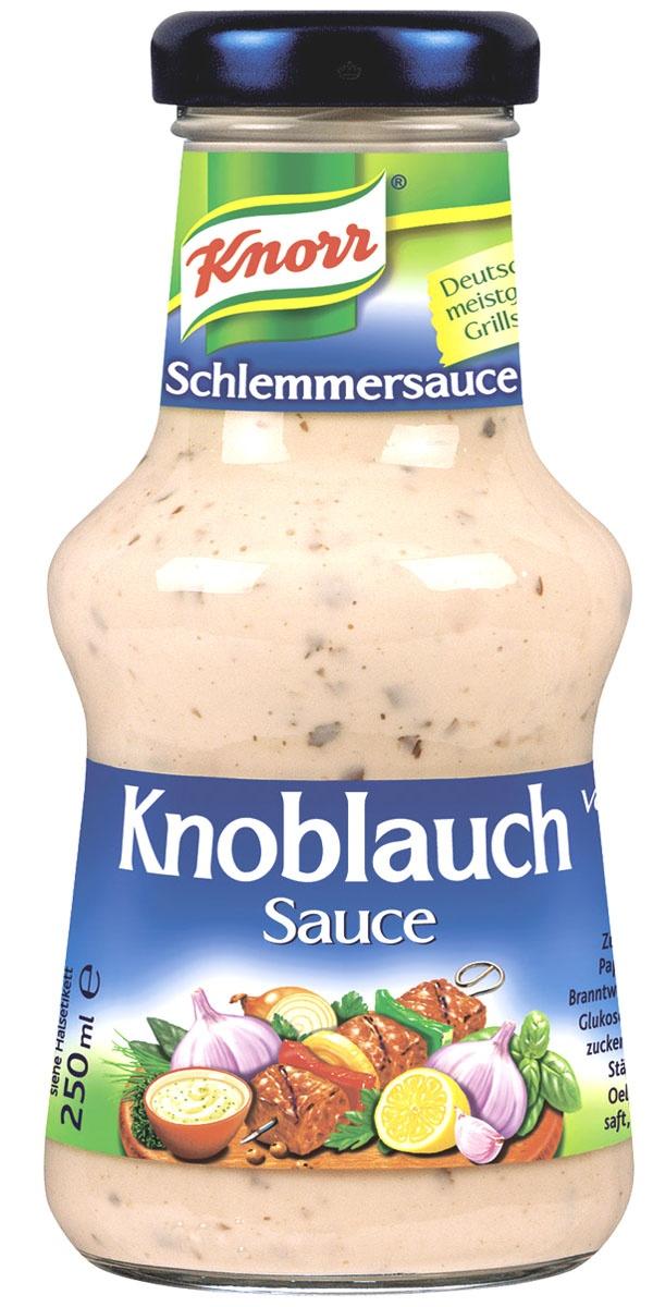 Knorr Knoblauchsauce