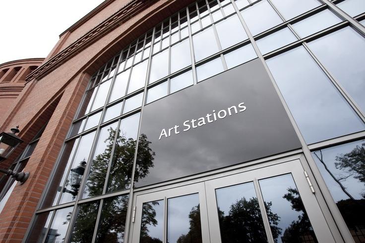 galeria Art Stations / Art Stations gallery