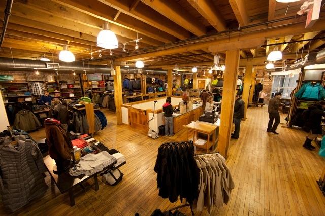 PATAGONIA COMMUNITY: New Patagonia Stores