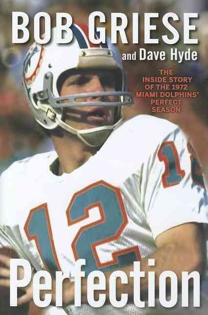 The inside story of the only undefeated team in NFL history, the 1972 Miami Dolphins?by the Hall of Fame quarterback who led it to victory Hall of Fame quarterback and long-time ABC college football a #footballnflteams