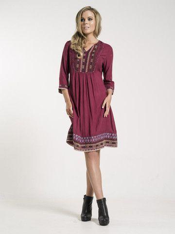 Gorgeous Thia red Dress from KAJA Clothing