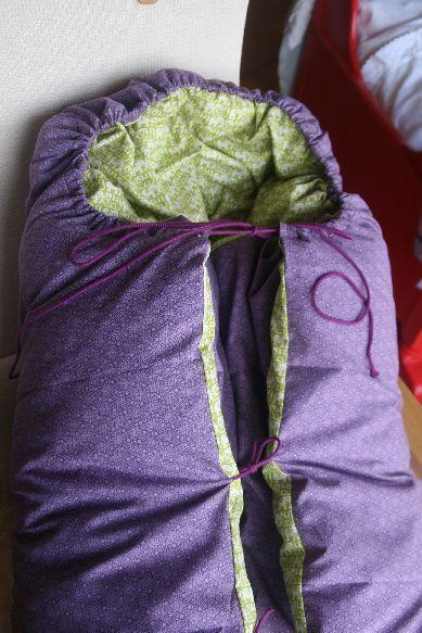 Hvordan sy en vognpose! :D – Rita Cicilie & Co