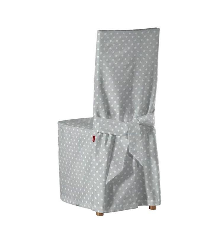 Sukienka na krzesło Börje krzesło Börje w kolekcji Ashley, tkanina: 137-67