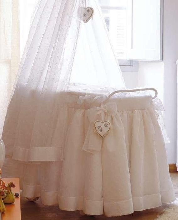 The Baby Cot Shop - Paris Bassinet, £1,554.00 (http://www.thebabycotshop.com/products/Paris-Bassinet.html)