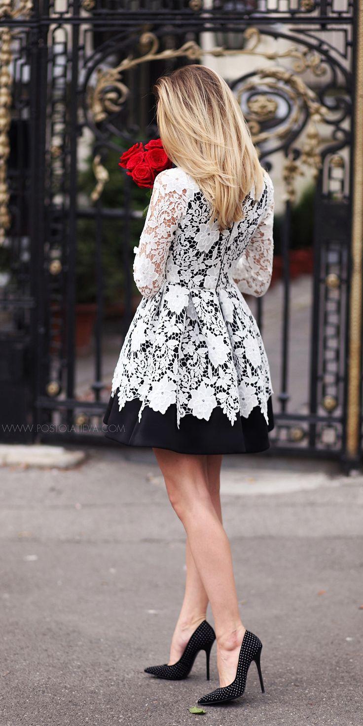 Wedding Dress by Postolatieva