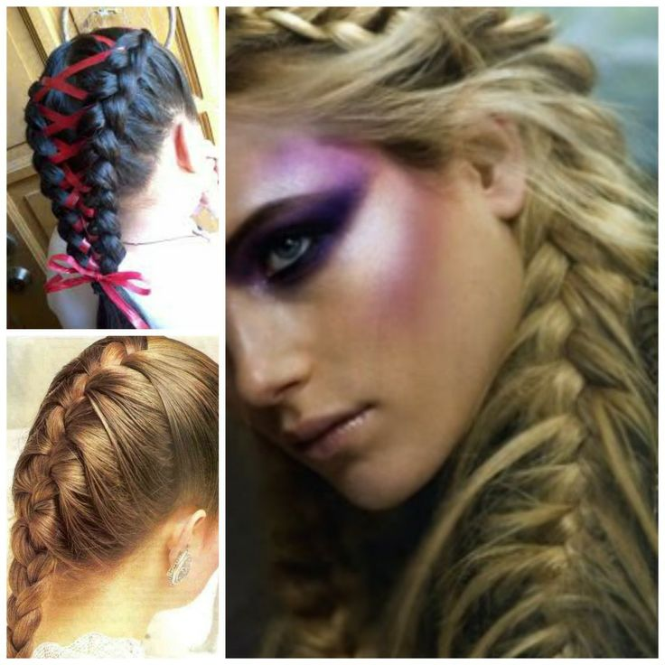 36 best images about Best Plait and Braid Hairstyles on Pinterest